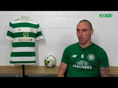 Celtic FC - Scott Brown