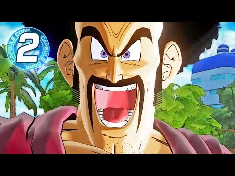 HERO COLOSSEUM STORY MODE PART 2 - HERCULE! - Dragon Ball Xenoverse 2 Part 146 | Pungence