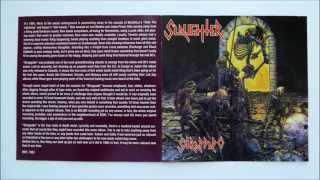 Slaughter - Disintegrator / Incinerator