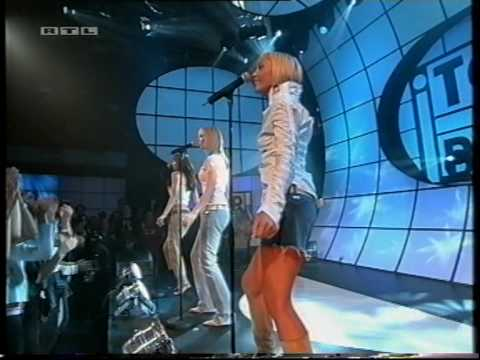 Atomic Kitten - If You Come To Me - live