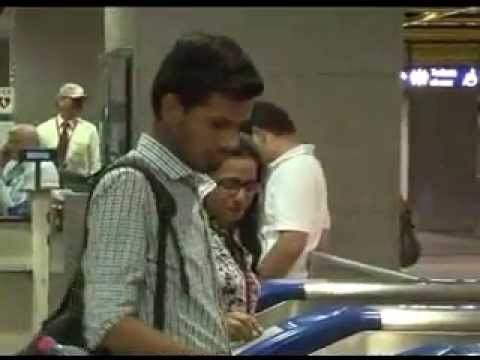 Now use your Delhi metro smart card for Airport line (Hindi)