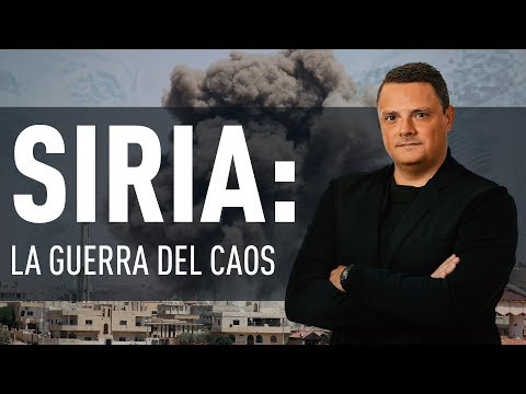 SIRIA: LA GUERRA DEL CAOS - El Zoom de RT