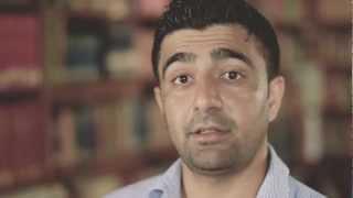 Akram Azimi - Young Australian of the Year 2013