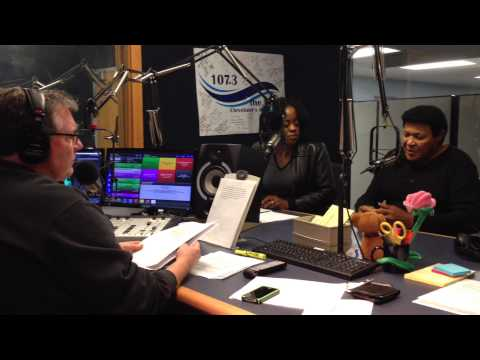 Chubby Checker on 107.3 The Wave Cleveland
