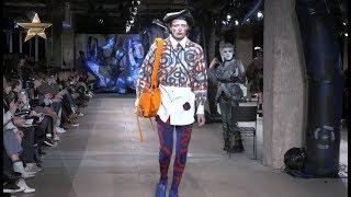 CHARLES JEFFREY LOVERBOY London Fashion Week Men's Fall/Winter 2018-19