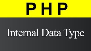 Data Type in PHP (Hindi)
