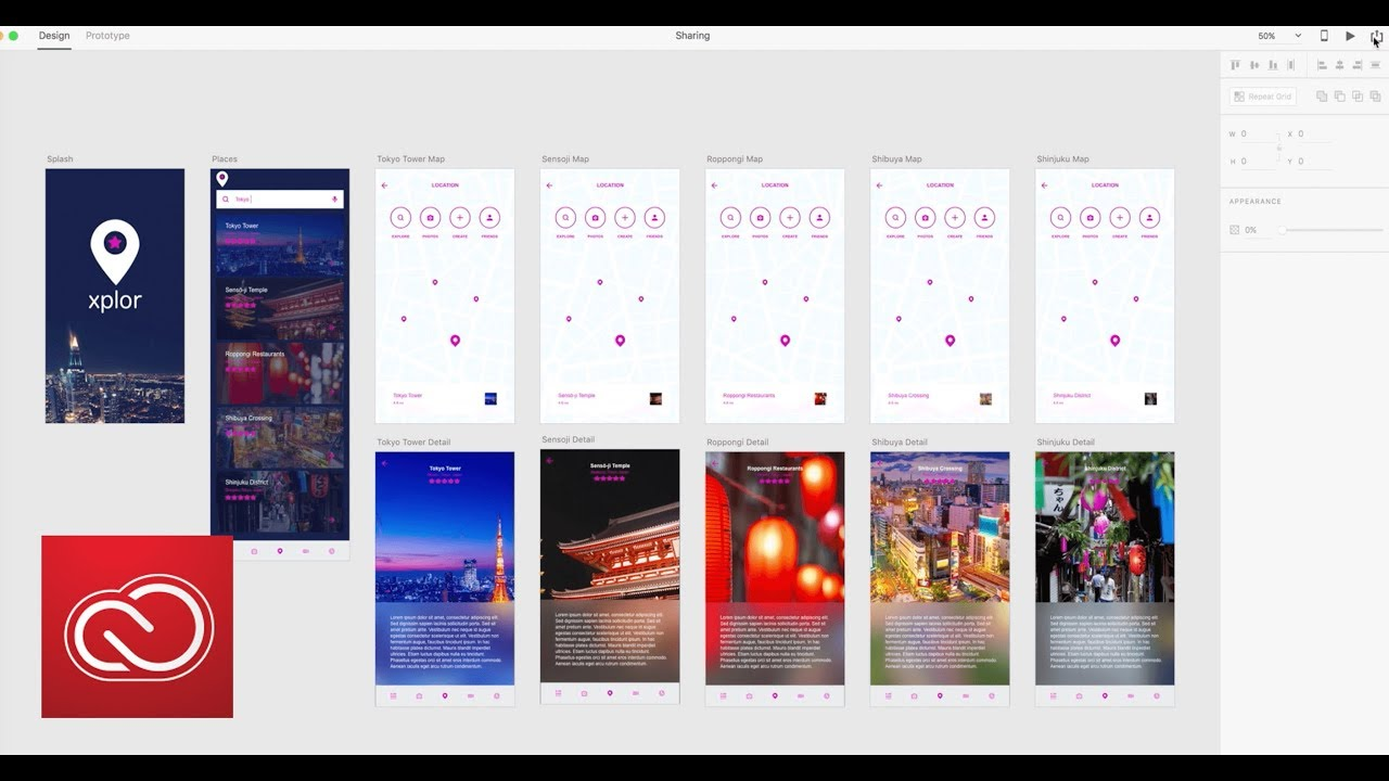 A Weekend with Adobe XD: Everything You Need to Design A