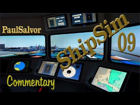 "M/V ""Winner"" #9 Ship Simulator"