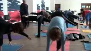 Йога.Бойко.Семинар.2009.#2.Практика