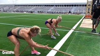 2018 CrossFit Games: Two-Stroke Pull (IE12)