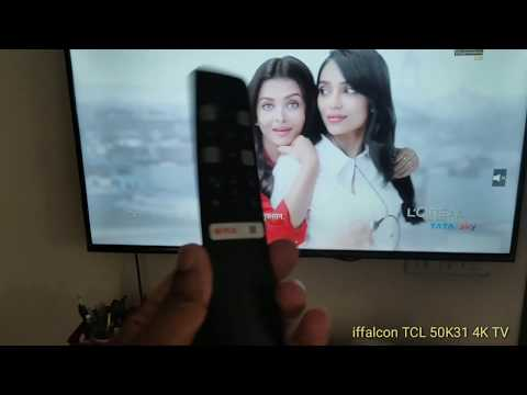 iffalcon TCL 50K31 4K TV with latest Android Pie | Review