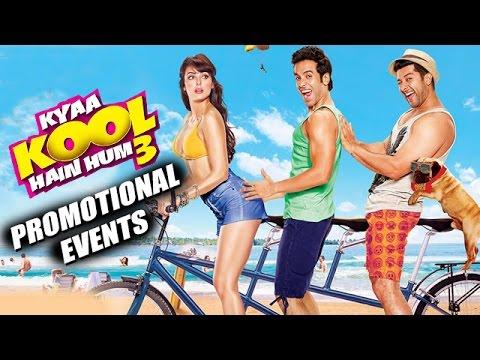 Kyaa Kool Hain Hum 3 Full Movie ᴴᴰ (2016) | Tusshar, Aftab, Mandana, Gizele | Promotional Events