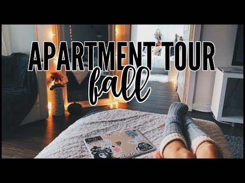 Fall Apartment Tour   NIGHT EDITION