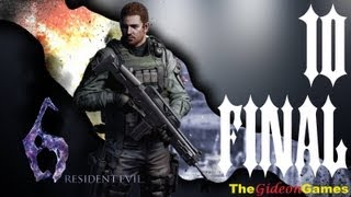 видео Как играть в Обитель Зла 6: прохождение Resident Evil 6 с Крисом Редфилд (Chris Redfield) - начало игры, умения, gameplay, убийство врагов (босса), секретное оружие, концовка, обзор на русском, руководство, фото