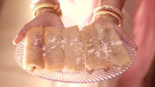 Mummawala Patishapta   Bengali Sweets Recipe   Bengali New Year Special   Awesome Sauce India