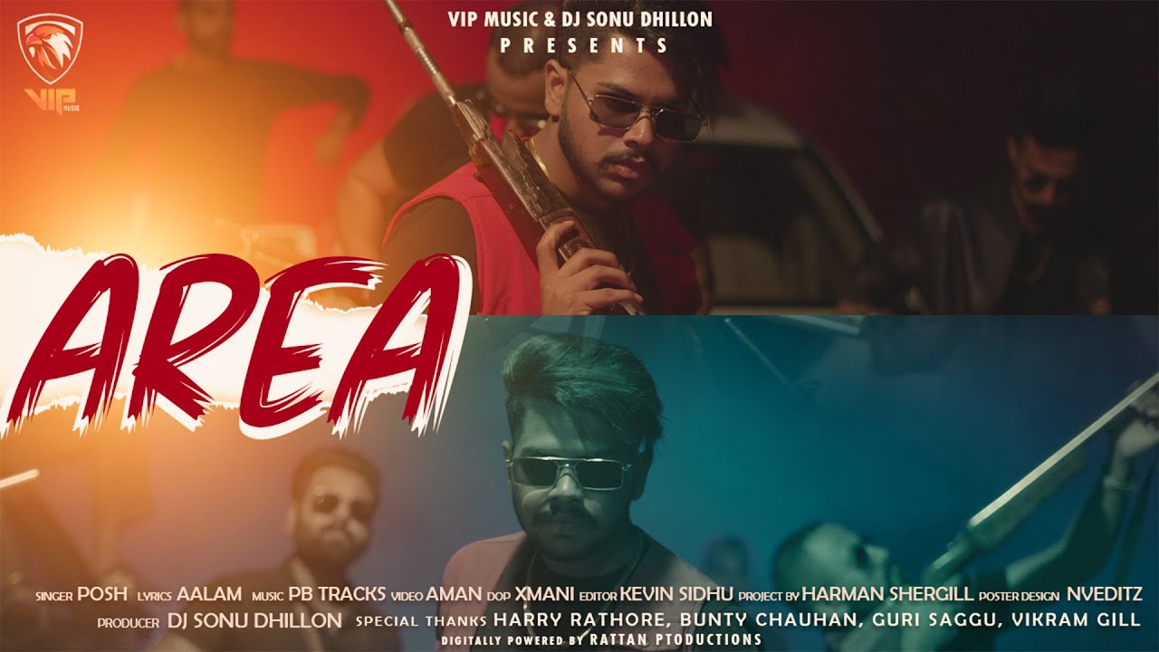 Download Area (Official Video) Posh | New Punjabi Songs 2021 | Latest Song 2021 | VIP Movie