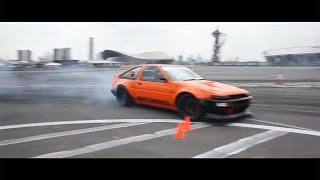 Drift Allstars TV show - SE1 EP1 London