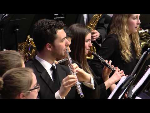 Second Suite in F - Gustav Holst | Wheaton College Symphonic Band