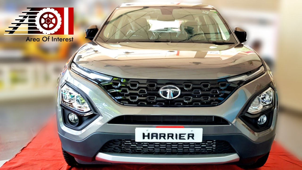 Tata harrier xz