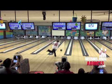 Ryan Tsu 300 Game on 07-06-15 at Jewel City Bowl in Glendale, CA