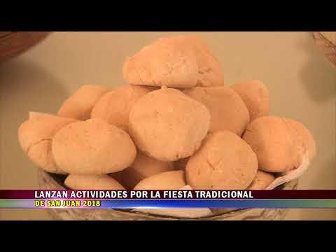 LANZAN ACTIVIDADES POR LA FIESTA TRADICIONAL DE SAN JUAN 2018