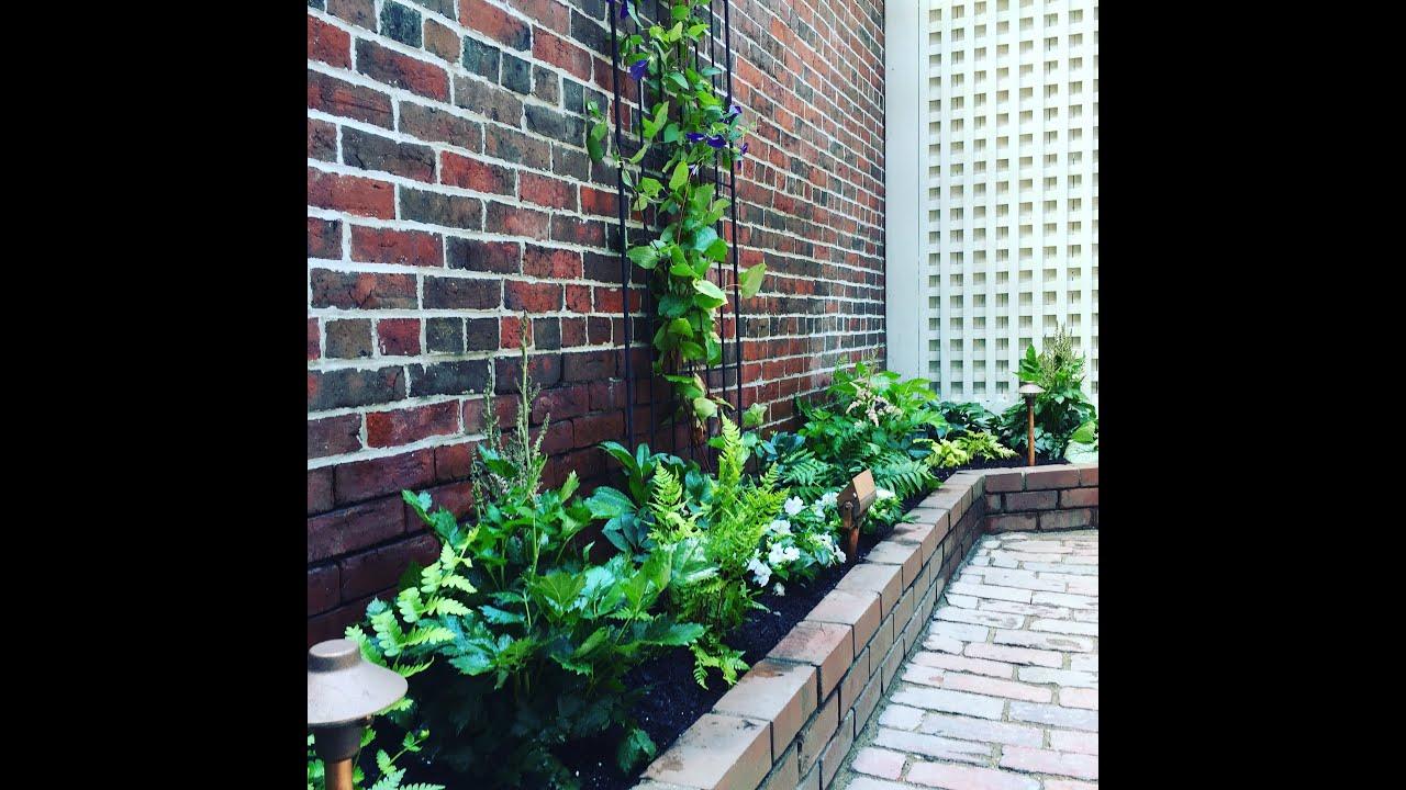 City Courtyard Garden Restoration