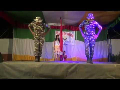 Aye Watan Aye Watan (Jalwa Tera Jalwa) Super Hit Dance Foji Bhaiyo Ka
