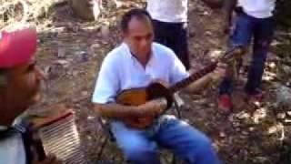 Golpe y estribillo folklore autentico del estado Sucre Joropo en Santa Isabel.wmv