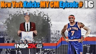 NBA 2K15 NEW YORK KNICKS MY GM | Episode #16: LINSANITY RETURNS!!!