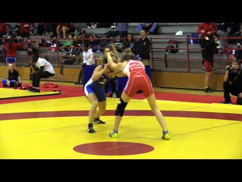 2015 Nordhagen Classic: 48 kg Final Gen Morrison vs. Natasha Kramble