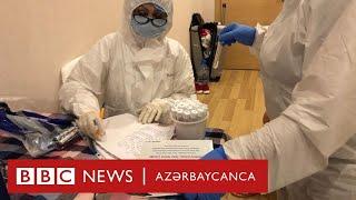 Azərbaycanda koronavirus testini harada etmək olar?