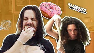 Making Donuts - Ten Minute Power Hour