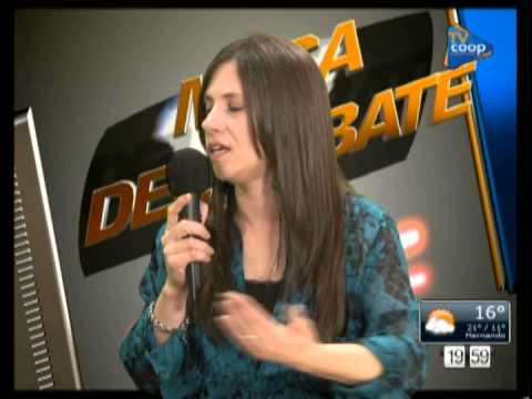 MESA DEL DEBATE MARIA LAURA LABAT  RADIO IMAGEN