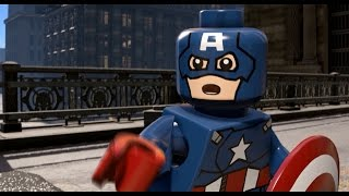 LEGO Marvel's Avengers -  All Cutscenes