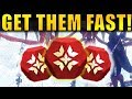 Destiny 2: GET CRIMSON ENGRAMS FAST! | Best Ways to Farm Crimson Days 2018