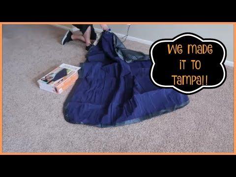 We have no furniture!!! | Final moving Vlog!