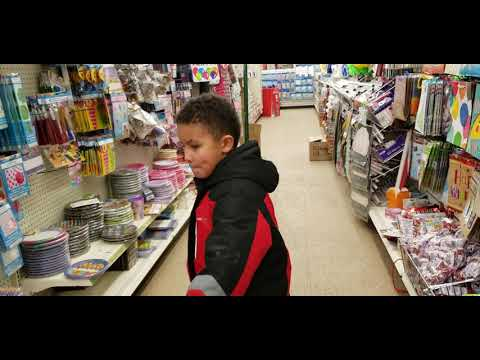 BUYING BALLOONS AT DOLLAR TREE JANUARY 21st 2020