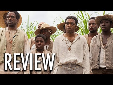 12 Years a Slave Video Review