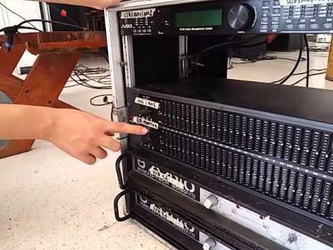 ต่อเครื่องเสียงกลางแจ้ง โดยชมรม ESAN KMUTT