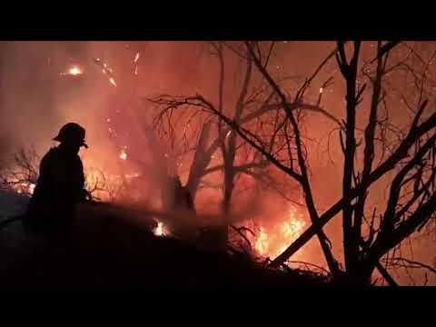 Los Incendios En EEUU Ya Arrasan Una Superficie Mayor Que Nueva York