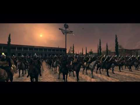 Total War: ROME 2 Empire Divided - Tetricus Campaign Developer Gameplay (PC)