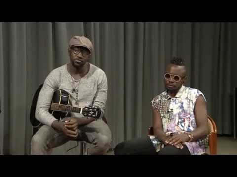 Friday James Interview with Sauti Sol