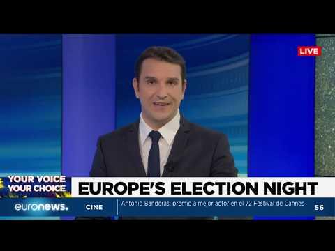 EN DIRECTO | Elecciones europeas 2019, cobertura especial el domingo 26 de mayo