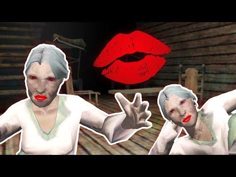 БАБА ИСКА ЦЕЛУВКА 💋 - Horror Kiss