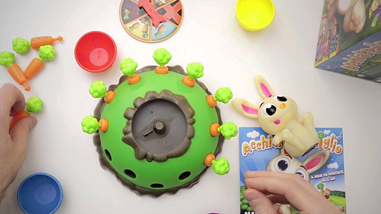 giochi divertenti per bambini acchiappa il coniglio dai 4 anni in su youtube. Black Bedroom Furniture Sets. Home Design Ideas