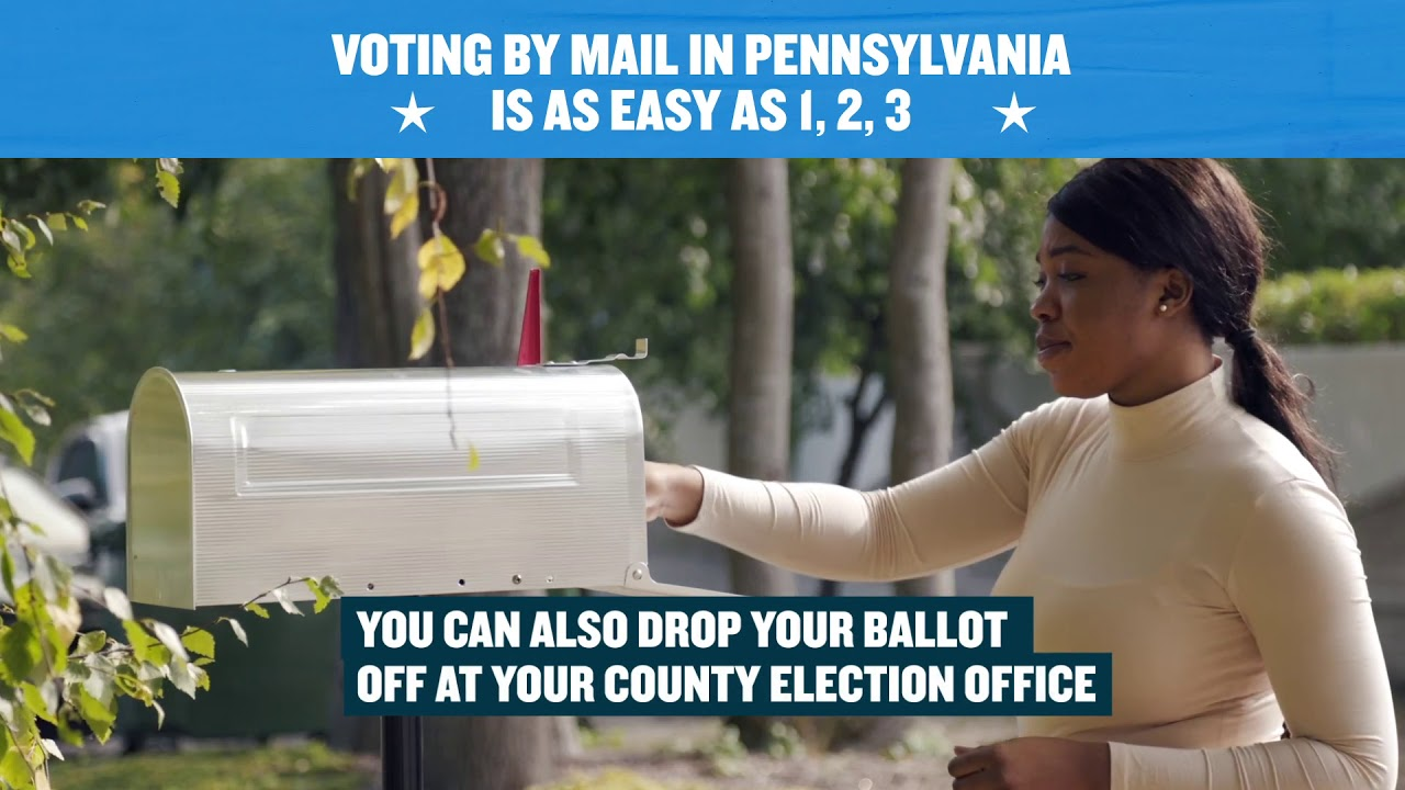 How to Submit a Ballot in Pennsylvania 2020 NRDC Action Fund