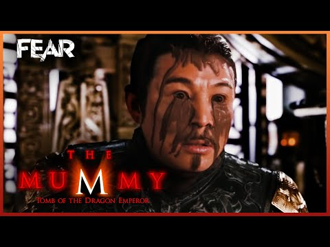 The Curse Of The Emperor | The Mummy: Tomb Of The Dragon Emperor