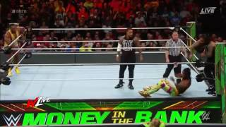Money In The Bank 2017 Highlights