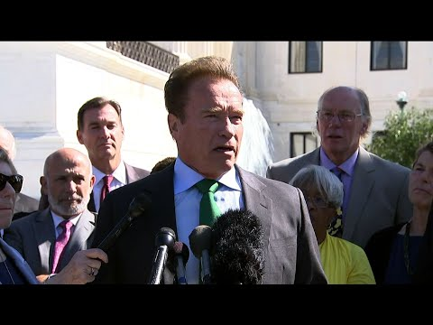 Schwarzenegger: End Political Gerrymandering