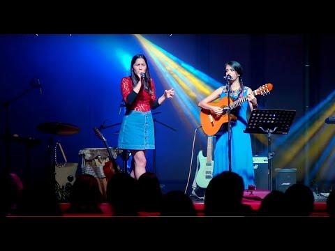 Te Busco (Celia Cruz) - María Cristina Plata con Elsa y Elmar